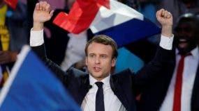 Emmanuel Macron es partidario de mantener a Francia como parte de la Unión Europea.