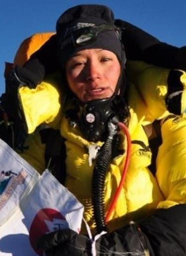 Escala 2 veces el Everest en la misma semana