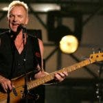 Sting se presentará por segunda vez en el país.