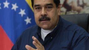 Nicolás Maduro. Foto de archivo.