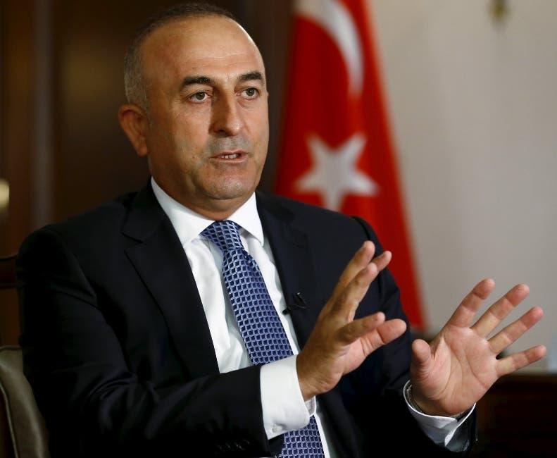 Mevlüt Çavusoglu, canciller de Turquía.