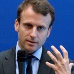 Presidente Emmanuel Macron.