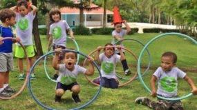 Los niños podrán explorar y disfrutar la naturaleza.