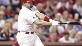 Albert Pujols está asegurado para ser inmortal en el béisbol.