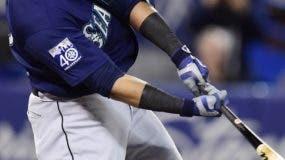 El dominicano Nelson Cruz, de Seattle, demuestra gran avance como bateador en las Mayores.