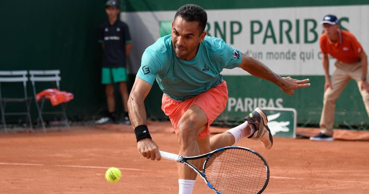 El dominicano Víctor Estrella puso punto y final a su cuarta participación en Wimbledon.