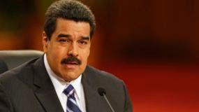 Nicolás Maduro, presidente de Venezuela, encabeza la lista.