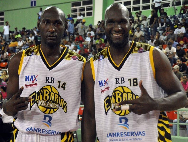 Juan Araujo y Adan Beltres valiosos hermanos del Rafael Barias.
