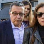 """Los publicistas guardan prisión en su país por su vinculación con el  caso """"Lava Jato""""."""