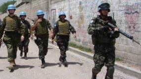 El organismo buscaba mantener la estabilidad en Haití.