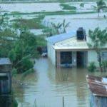Aún quedan muchas comunidades incomunicadas por las lluvias registradas en los últimos días.