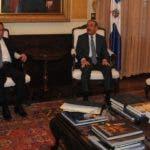 Los integrantes del Consejo Nacional de la Magistratura se reunieron por segunda vez ayer.