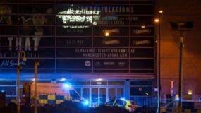 El momento de la explosión y el pánico tras el concierto de Ariana Grande en Manchester.