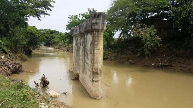 Gobierno iniciará construcción puentes unirán municipios de Luperón y Villa Isabela