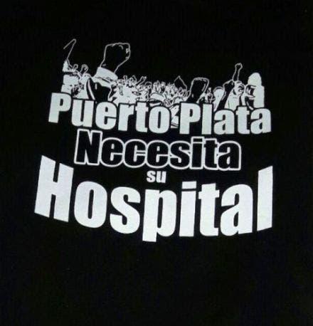 Realizarán vigilia mañana por abandono hospital público de Puerto Plata