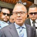 El lobista Ángel Rondón, la persona que según Odebrecht recibió los US$92 millones para pago de sobornos.