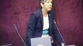Ginette Bournigal de Jiménez.