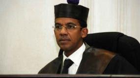 Francisco Ortega, juez conoce caso de Odebrecht.  archivo