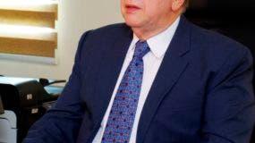 Hugo Álvarez Pérez, presidente de la Cámara de Cuentas.