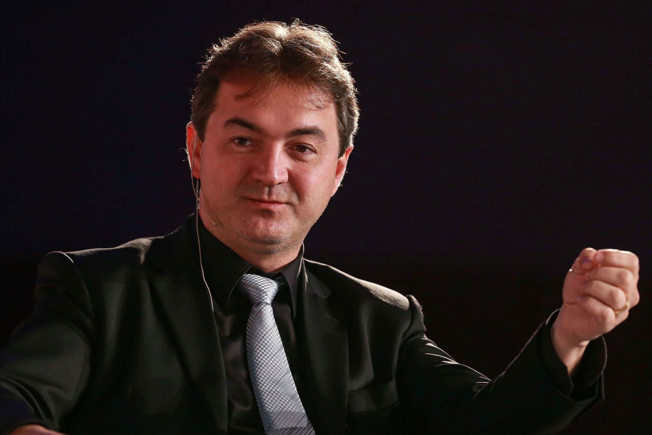Joesley Batista, uno de los dueños de JBS, la empresa que asegura dio 80 millones de dólares a Lula de Silva y a Dilma Rousseff.