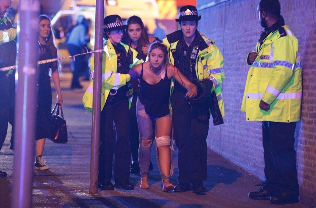 Detienen a hombre de 23 años en investigación de atentado en Manchester