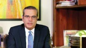 Luis Abinader, político y economista; excandidato presidencial del PRM.