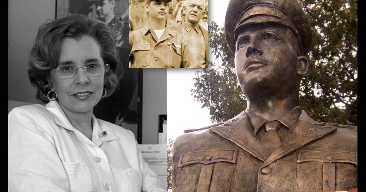Falleció Arlette Fernández, viuda del héroe constitucionalista Fernández Domínguez