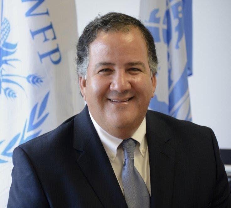 Director regional del Programa Mundial de Alimentos visita República Dominicana