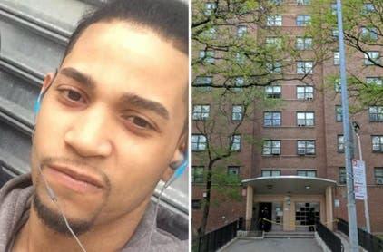 Sigue grave dominicano intentó suicidarse tras arrastrar cadáver de mujer  a la basura