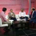 Del Río Doñé fue entrevistado en el programa Resumen Matinal por los periodistas Dario Medrano, Miguel Ángel Núñez y Guillermo Tejeda.
