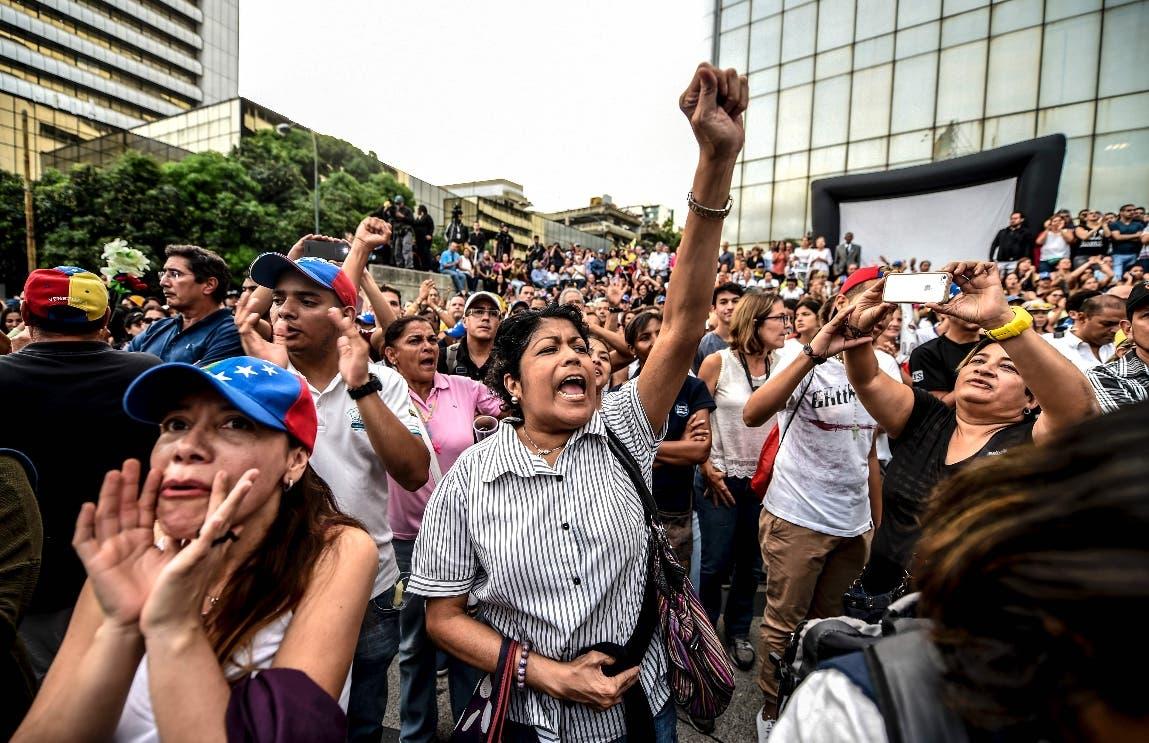 EEUU impone sanciones a 8 magistrados del Supremo venezolano