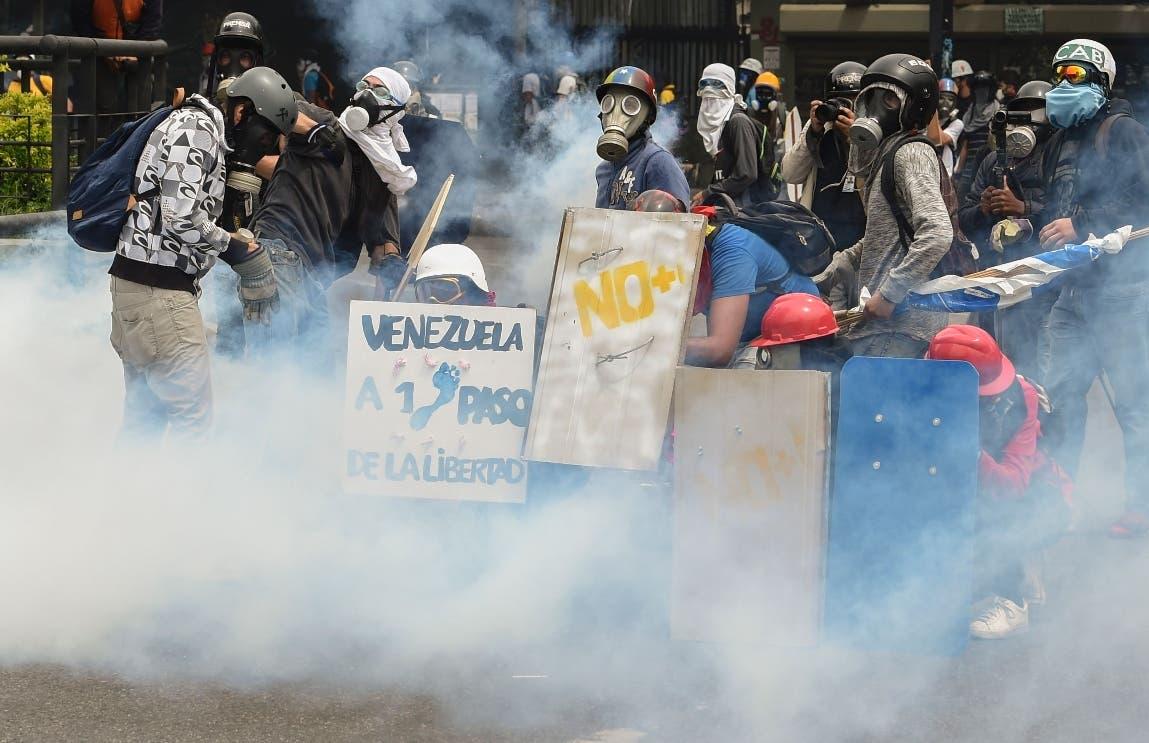 Resultado de imagen para Gobierno ubica en 80 la cifra de muertos por ola de protestas en Venezuela