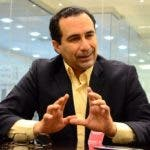 Hamilk Chahin, representante de Centro Juan XXlll. Foto: Jorge González.