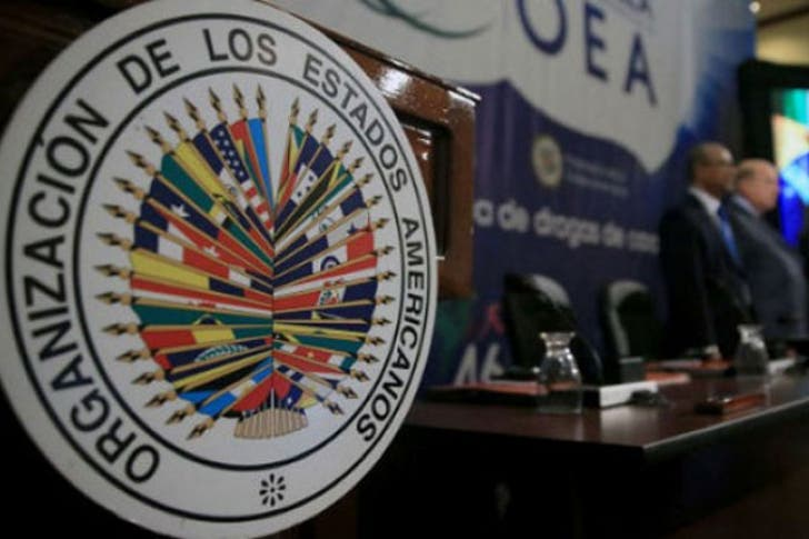 El documento fue respaldado por 19 países, entre ellos 13 de los 14 integrantes del Grupo de Lima, Estados Unidos, República Dominicana, así como Bahamas, Barbados, Jamaica y Haití.