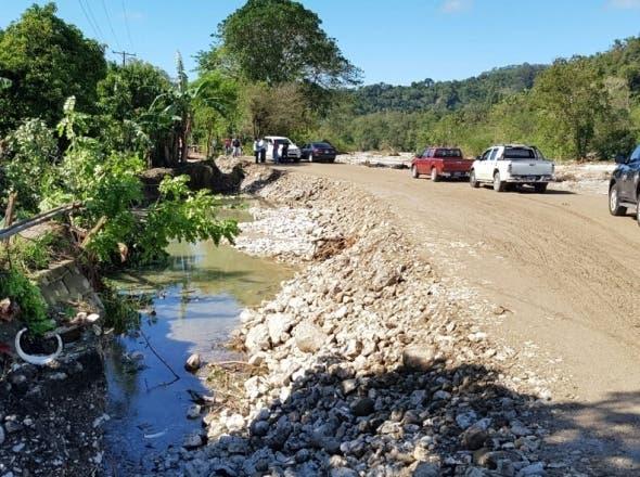 Lluvias han provocado colapso 42 puentes en la región sur