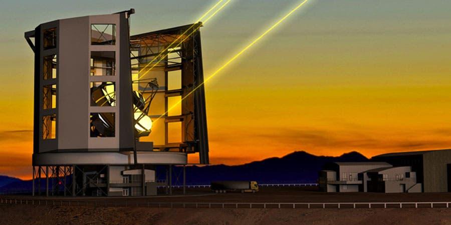 El telescopio más grande del mundo será construido en Chile