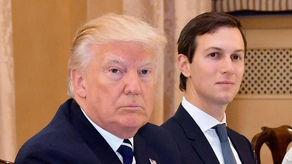Jared Kushner, yerno y asesor del presidente de EE.UU., Donald Trump,