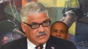 Miguel Vargas. Foto de archivo.