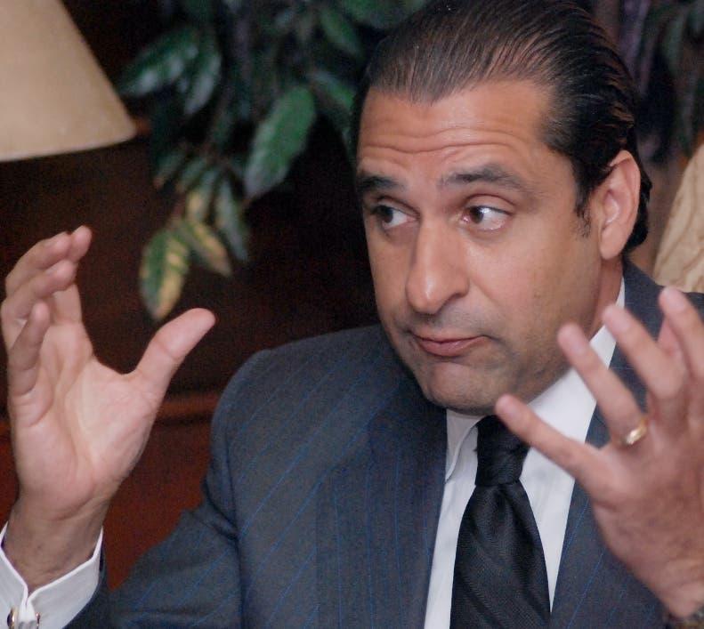 Servio Tulio Castaños Guzmán, vicepresidente de FINJUS.