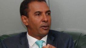 Domingo Contreras, directivo de entidad.