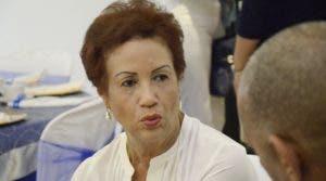 Florinda Rojas, directora del Instituto Nacional de Migración.