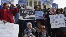 Ley protege derechos a niños nacidos fuera de Estados Unidos.