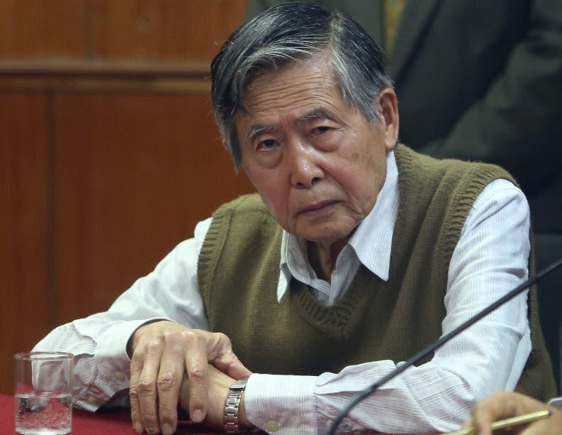 Víctimas de los crímenes de Fujimori pedirán a la CorteIDH anular su indulto