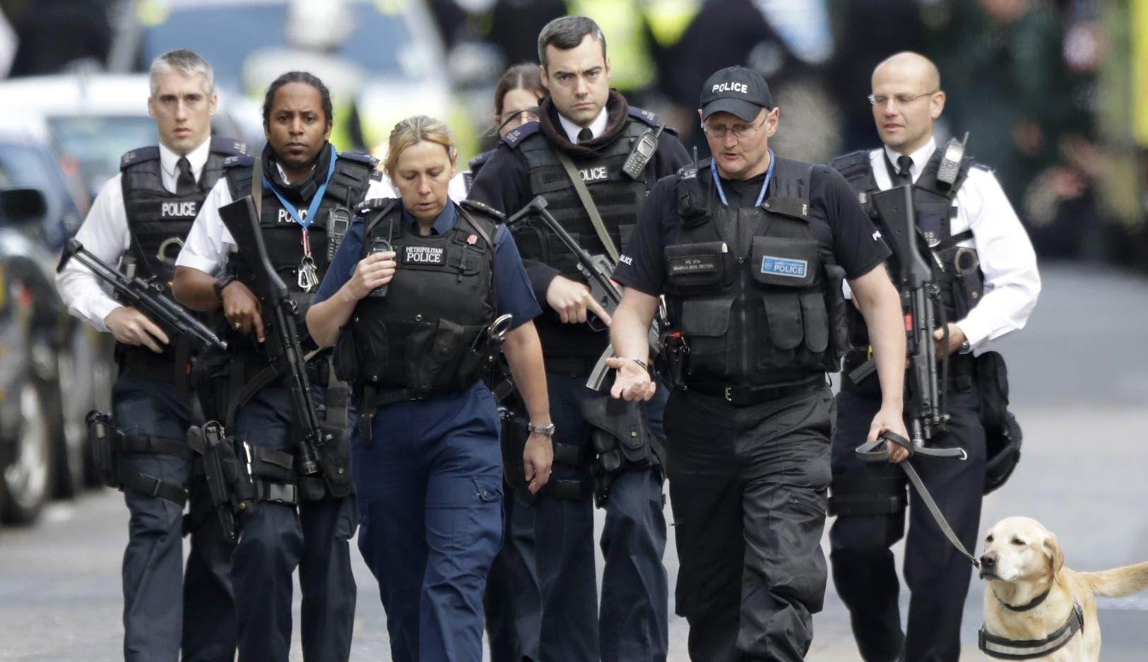 Estado Islámico se adjudica ataque en Centro de Londres