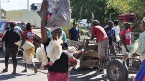 Haití ha impuesto vedas sin previo aviso a 21 productos.