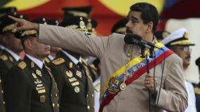 El gobierno venezolano de Nicolás Maduro defendía ayer  su tesis, tras los últimos hechos, de un intento de golpe de Estado.