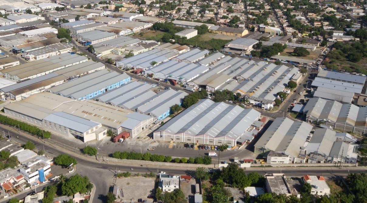 El parque industrial de Santiago ha logrado un auge en la producción de las zonas francas.