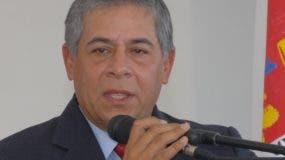 Roberto Salcedo, exalcalde del Distrito Nacional.