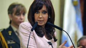 La justicia argentina investiga la  implicación de Odebrecht con el  gobierno de Cristina Fernández.