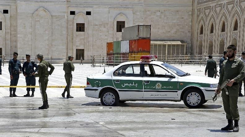 El Isis también atacó el mausoleo del ayatolá Ruhola Jomeini.